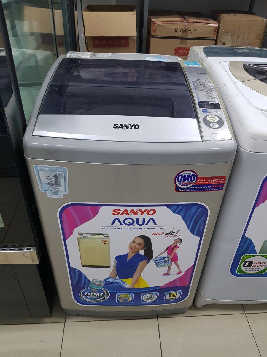 máy giặt Sanyo cũ