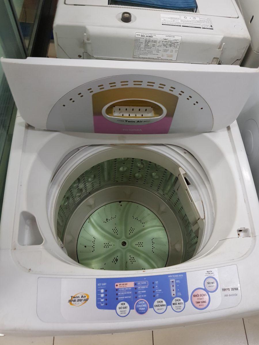 thanh lý máy giặt toshiba