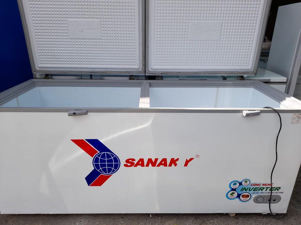 Tủ đông Sanaky 865l
