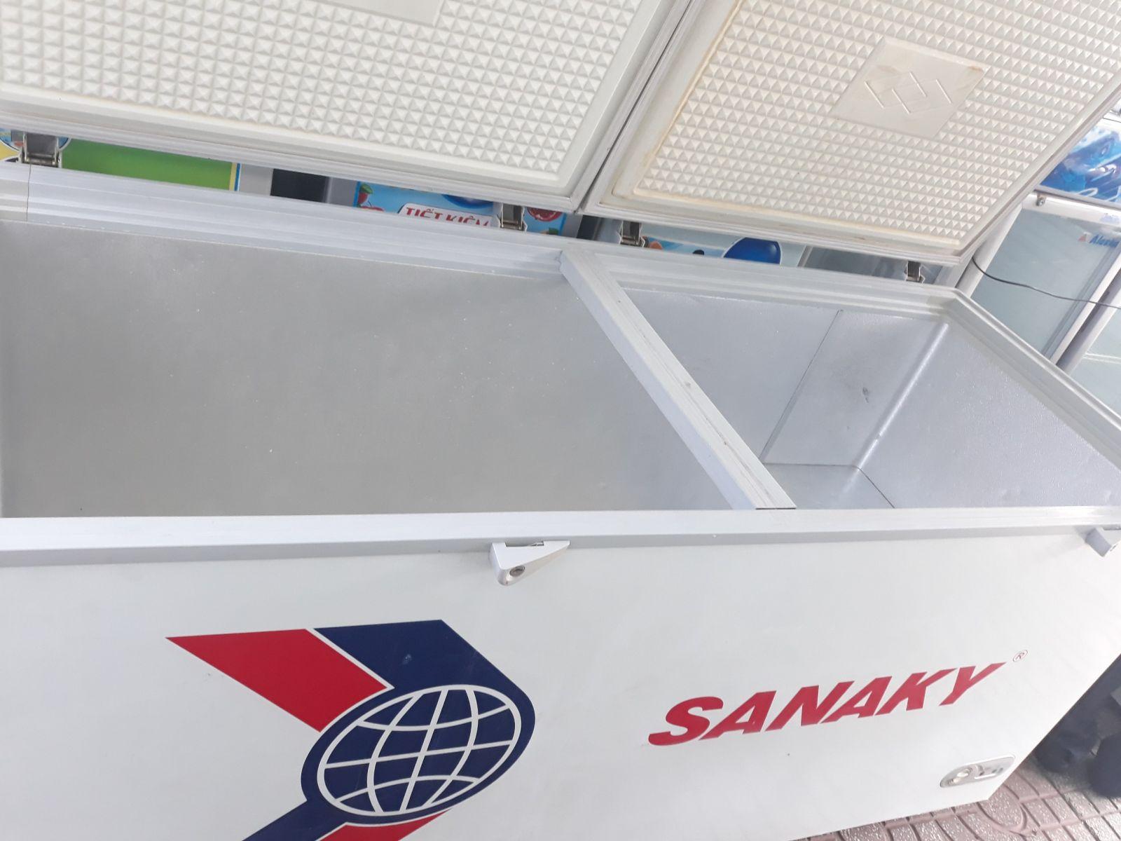 tủ đông Sanaky giá rẻ