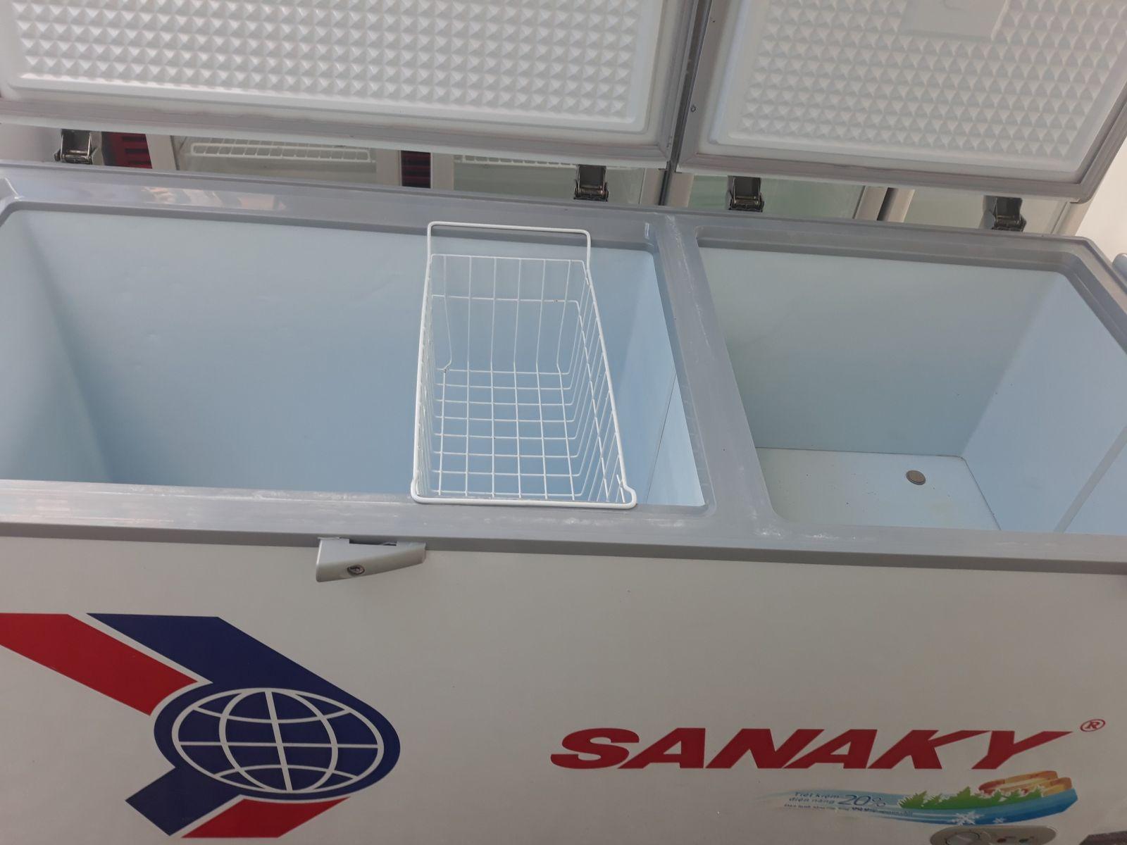 tủ đông mát Sanaky giá rẻ
