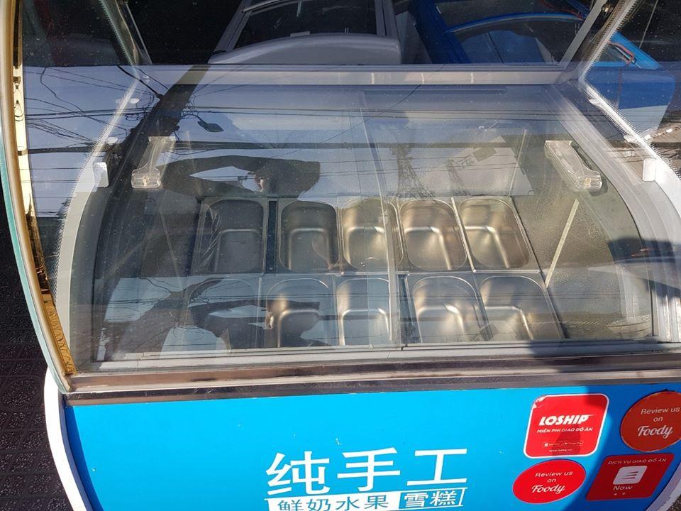 Tủ bánh kem 10khay