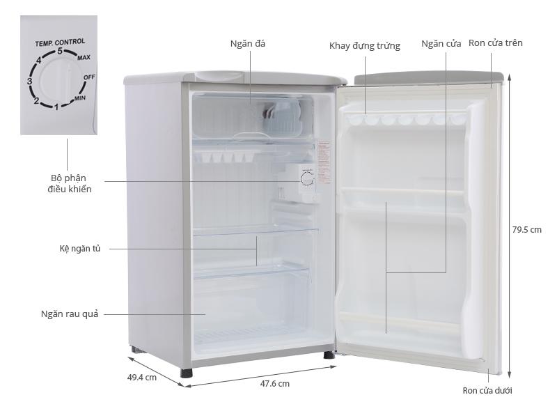 tủ lạnh giả rẻ
