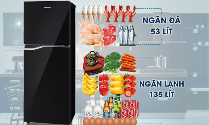 tủ lạnh Panasonic giá rẻ