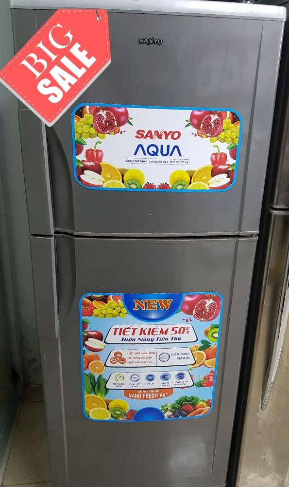tủ lạnh Sanyo giá rẻ