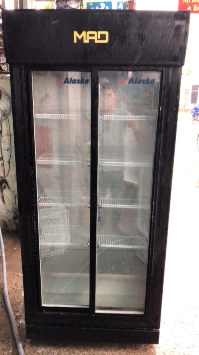 tủ mát Alaska 900l