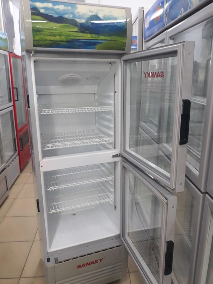 tủ mát Sanaky 250l