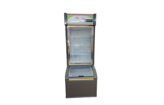 Tủ đông mát siêu thị LCD 639